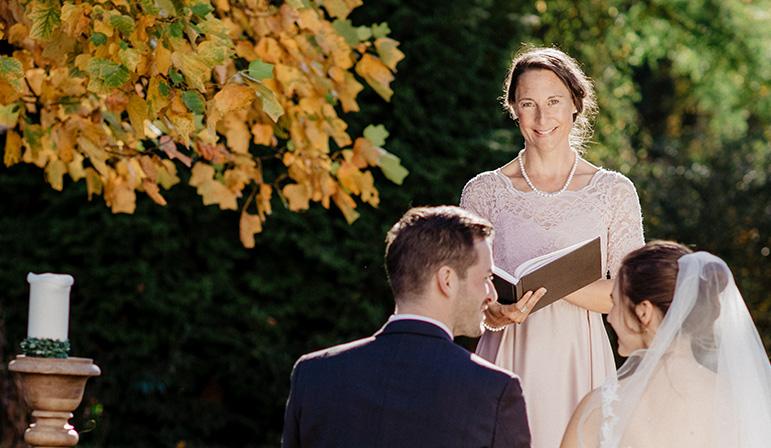 Nicole Schmid Rede Trauung Hochzeit